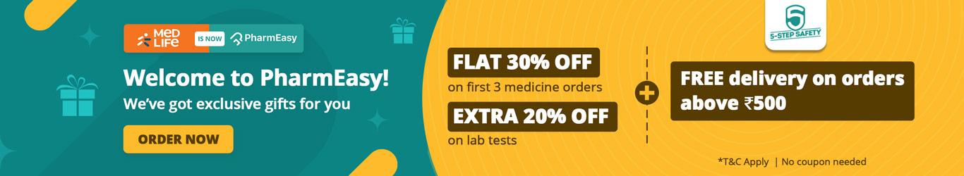 PharmEasy: Online Pharmacy & Medical Store in India